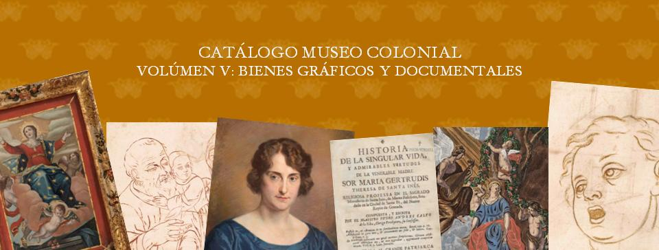 Lanzamiento Catálogo bienes gráficos y documentales