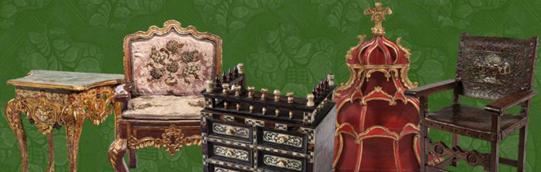 Lanzamiento de catálogo de mobiliario - Museo Colonial