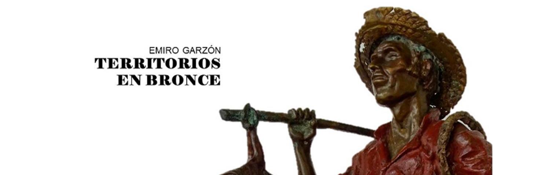 Territorios de bronce - Emiro Garzón