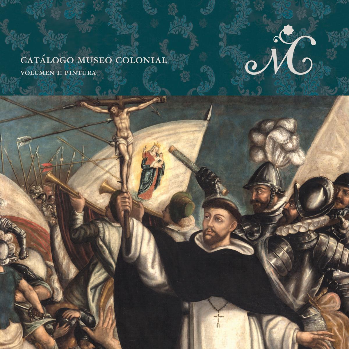 Catálogo de pintura del Museo Colonial