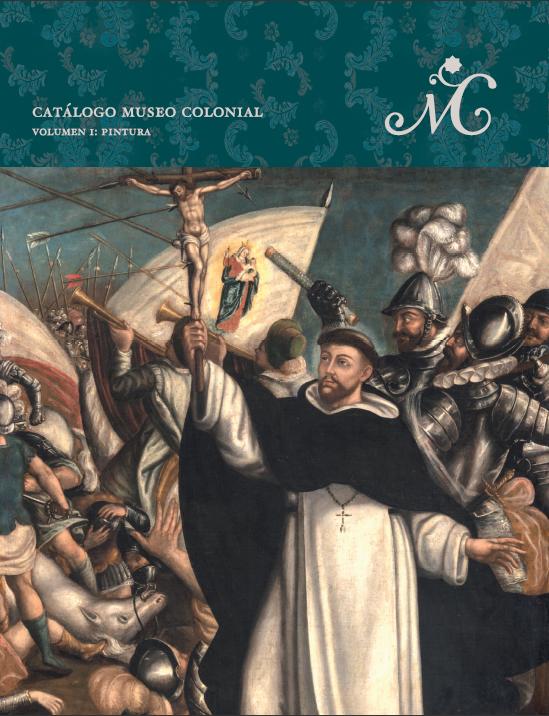 Lanzamiento del cat logo de pintura del museo colonial for Catalogo de pinturas